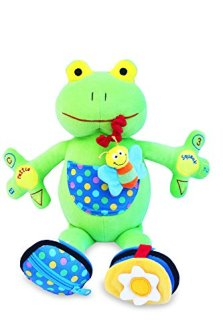 My Jumper Frog Activity Toy