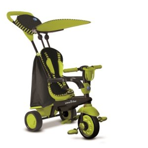 Smart Trike Spark Green Pedal Ride Ons