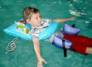 Special Needs Aquatic Therapy Tube